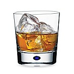 Orrefors Intermezzo Blue 13-Ounce Double Old Fashioned