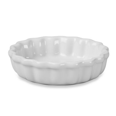 Le Creuset® 4 1/4-Inch Petite Tart Dish in White
