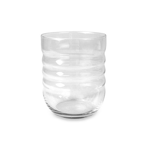 Spa Clear 16-Ounce Double Old Fashioned