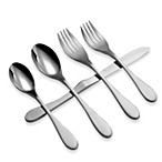 Knork® Matte 20-Piece Flatware Set