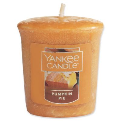 Yankee Candle® Housewarmer® Pumpkin Pie Votive Candle