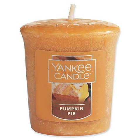 Yankee Candle® Housewarmer® Pumpkin Pie Votive Candle