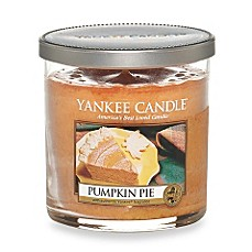 Yankee Candle® Housewarmer® Pumpkin Pie Small Lidded Candle Tumbler