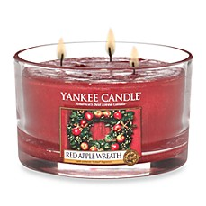 Yankee Candle® Housewarmer® Red Apple Wreath™ 3-Wick Candle