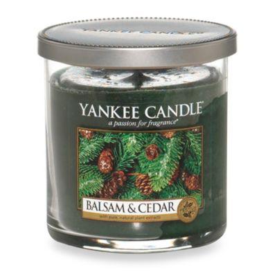Yankee Candle® Housewarmer® Balsam and Cedar™ 10-Ounce Tumbler Candle