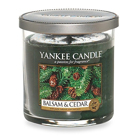 Yankee Candle® Housewarmer® Balsam and Cedar™ 10-Ounce Tumbler Candle