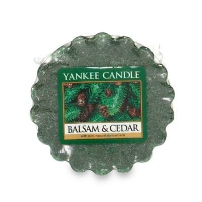 Yankee Candle® Housewarmer® Balsam and Cedar™ Wax Potpourri Tart