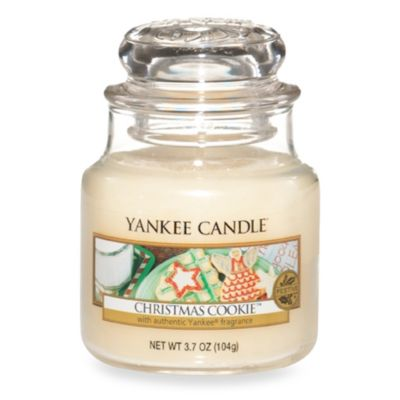 Yankee Candle® Housewarmer® Christmas Cookie™ Small Classic Candle Jar