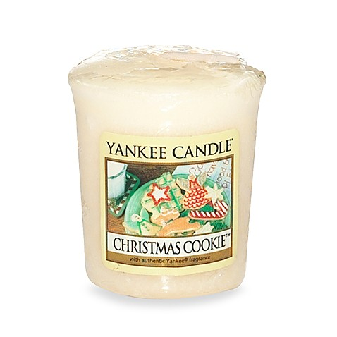 Yankee Candle® Housewarmer® Christmas Cookie Votive Candle