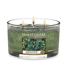 Yankee Candle® Housewarmer® Mistletoe™ 3-Wick Accent Candle