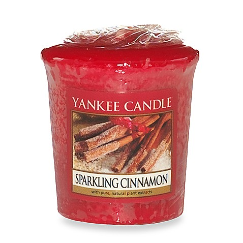 Yankee Candle® Housewarmer® Sparkling Cinnamon Votive Candle