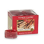 Yankee Candle® Sparkling Cinnamon Tea Light Accent Candles (Box of 12)