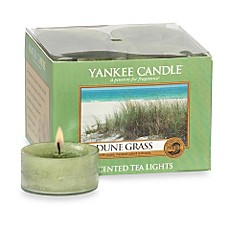 Yankee Candle® Dune Grass™ Tea Light Accent Candles (Box of 12)