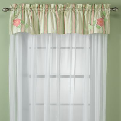 Bananafish® Love Bird Valance