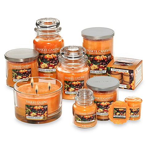 Yankee Classic® Housewarmer® Farmer's Market Scented Candles
