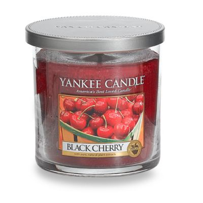 Yankee Candle® Black Lidded Candle Tumbler