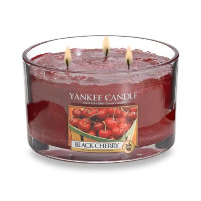 Yankee Classic® Housewarmer® Black Cherry 3-Wick Candle