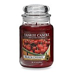 Yankee Classic® Housewarmer® Black Cherry Scented Candles
