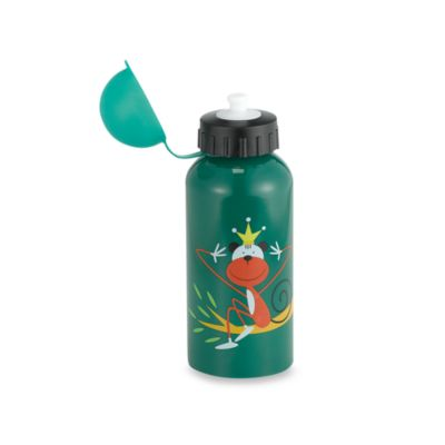 Quench™ Stainless Steel Kid's Water Bottle in Green Monkey