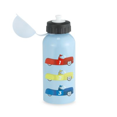 Quench™ Stainless Steel Kid's Water Bottle in Car Cars