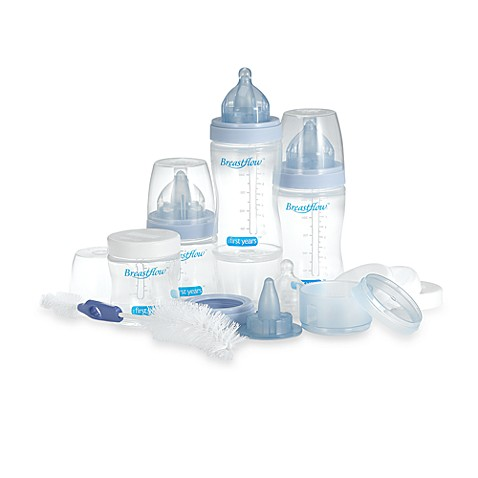 The First Years™ Breastflow™ Nurser Bottle Starter Gift Set