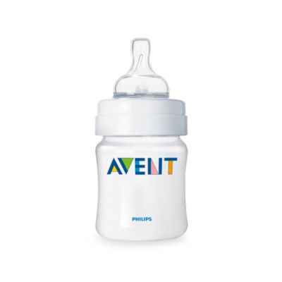 Avent 4-Ounce Natural Feeding Bottle
