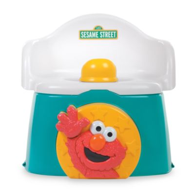 Sesame Street® 1-2-3 Learn with Me™ Elmo Potty Chair