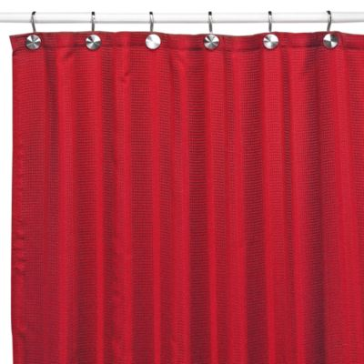 Shower Curtains In Red | Decoration News