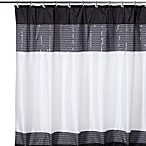 Xanadu 70-Inch W x 84-Inch L Fabric Shower Curtain