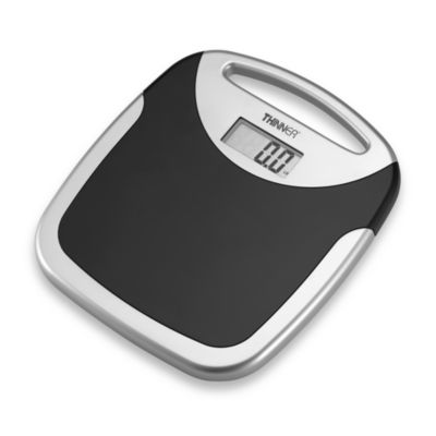 Conair® Thinner® Portable Digital Bathroom Scale