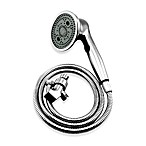Oxygenics® Evolution® Chrome Shower Head