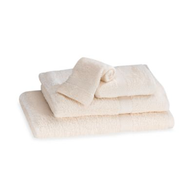 Simply Soft Hand Towel in Ivory