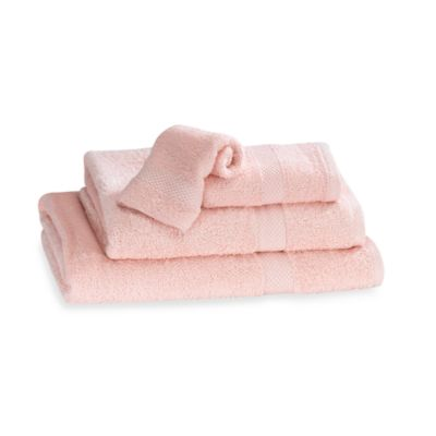 Simply Soft Hand Towel in Pink
