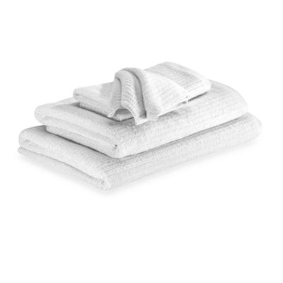 Dri Soft Bath Towel in White