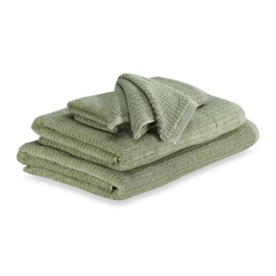 Dri Soft Hand Towel in Aloe