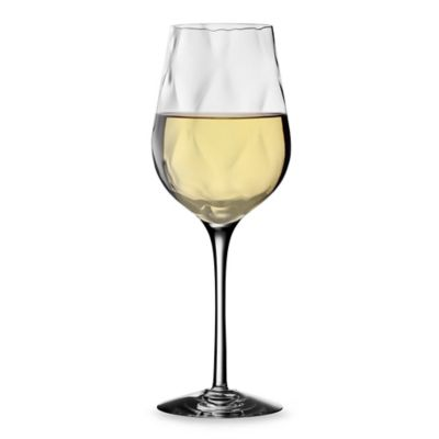 Orrefors Dizzy Diamond 12 1/3-Ounce Wine Glass