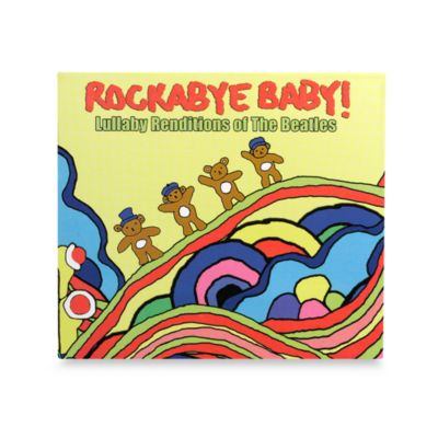 Rockabye Baby! Rock N' Roll Lullaby Renditions CDs > Rockabye Baby! Lullaby Renditions of the Beatles CD