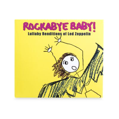Rockabye Baby! Rock N' Roll Lullaby Renditions CDs > Rockabye Baby! Lullaby Renditions of Led Zeppelin CD