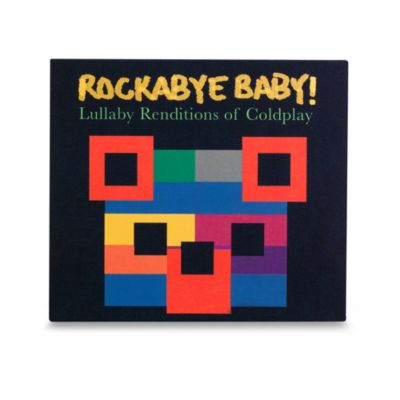 Rockabye Baby! Rock N' Roll Lullaby Renditions CDs > Rockabye Baby! Lullaby Renditions of Coldplay CD