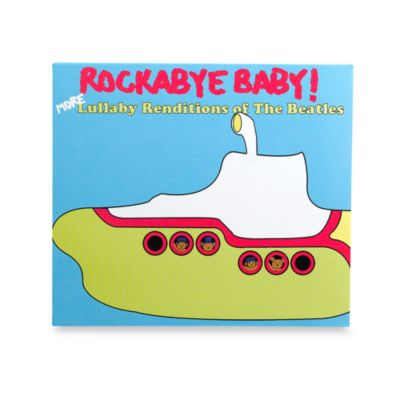 Rockabye Baby! Rock N' Roll Lullaby Renditions CDs > Rockabye Baby! More Lullaby Renditions of the Beatles CD