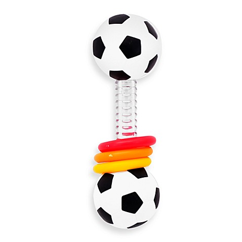 Sassy® Mini Sport Rattle