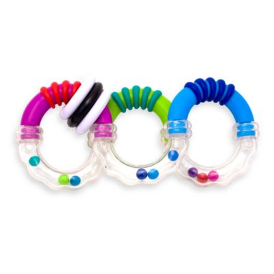 Sassy® Twist & Turn Rattle