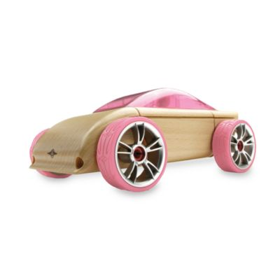 Automoblox® Pink Mini Sports Car