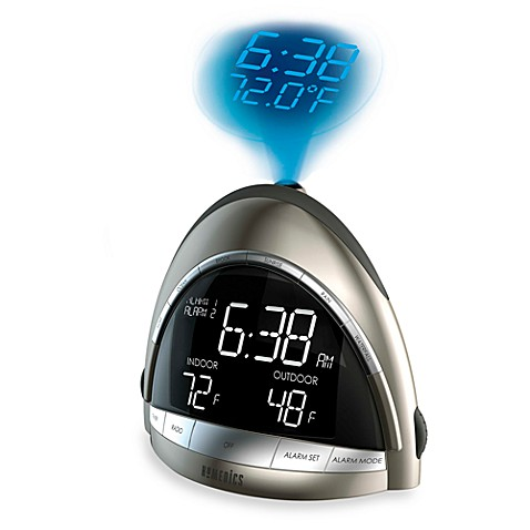 HoMedics® SoundSpa™ Premier AM/FM Clock Radio