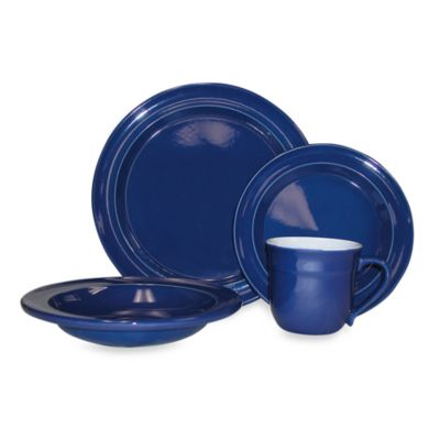 Emile Henry 4-Piece Place Setting in Azur