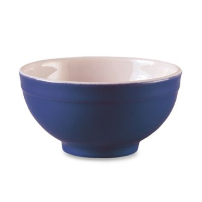 Emile Henry 5 1/2-Inch Cereal Bowl in Azur