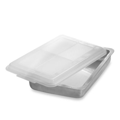 AirBake® Ultra™ Insulated 9-Inch x 13-Inch Covered Cake Pan