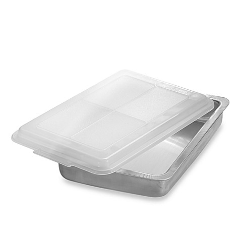AirBake® Ultra™ Insulated 9-Inch x 13-Inch Covered Aluminum Cake Pan