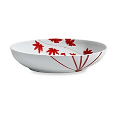 Mikasa® 7-Inch Oval Vegetable Bowl in Pure Red