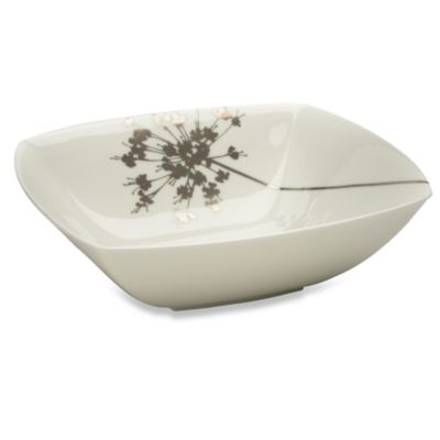Mikasa® Floral Silhouette 9-Inch Vegetable Bowl
